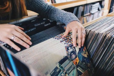 Vinyl reissues records available in-store