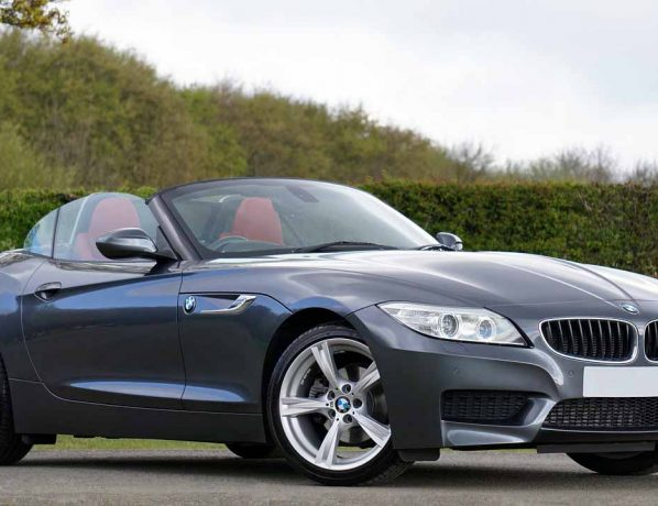 BMW Launches a new model of sports car